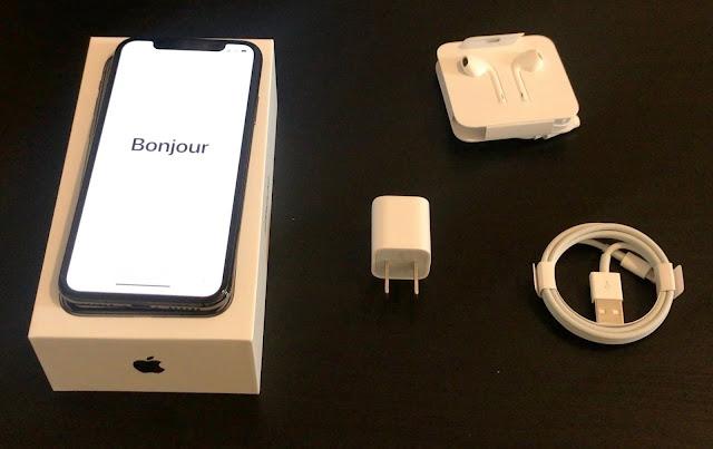 مواصفات iPhone X