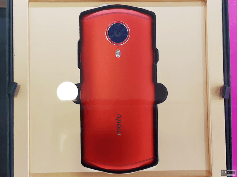 Meitu phones have Vertu-like designs