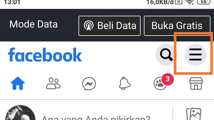 Download video FB di Chrome