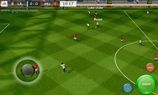 Download FTS Mod FIFA17 Ultimate v4 Fix by Zulfie Apk + Data