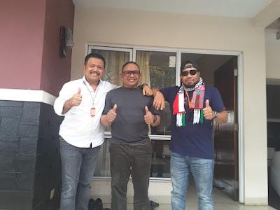 Silaturrahmi Ke DPR RI Tarmizi Age Minta Rafli Bawa Pulang Banyak Uang Ke Aceh