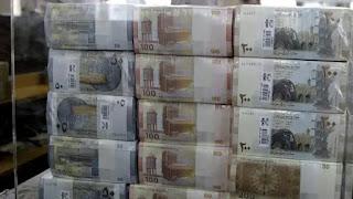 سعر الليرة السورية مقابل العملات الرئيسية والذهب يوم الأحد 9/8/2020