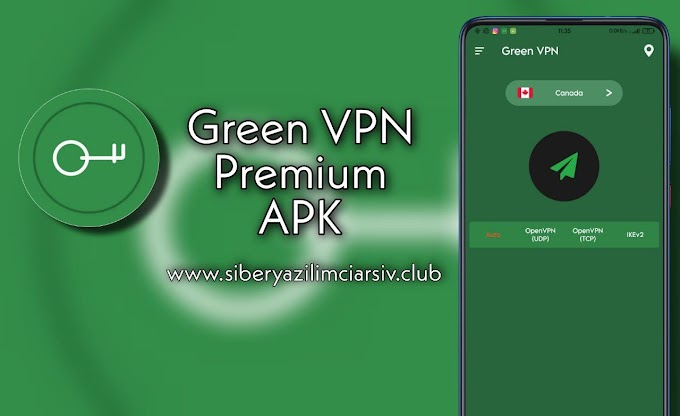 Green VPN v1.8 Premium APK
