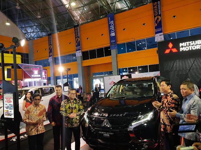 MMKSI Kenalkan Produk Edisi Terbatas di GIIAS Makassar 2019