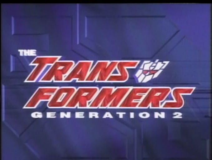 Transformers Generation 2 Reupload and New DVD rips