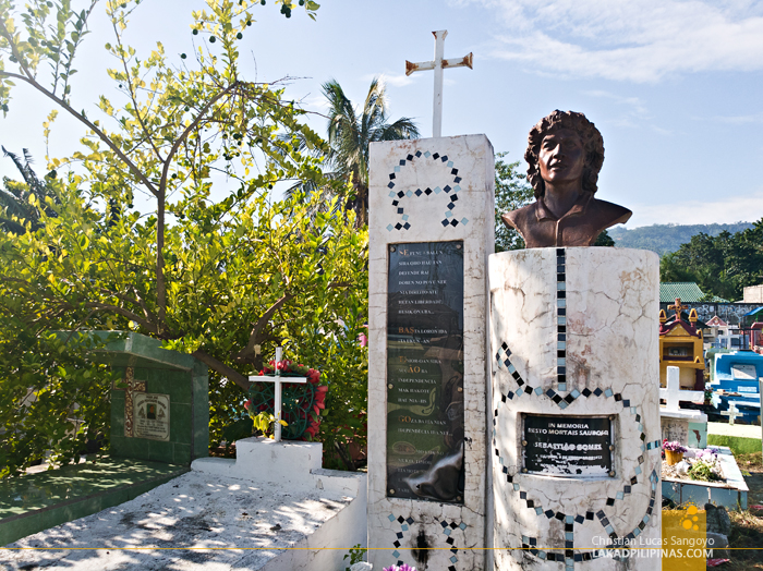 Sebastio Gomes Santa Cruz Cemetery East Timor