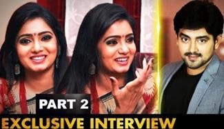 Actress Srithika Interview   Akhila Kalyanamam Kalyanam