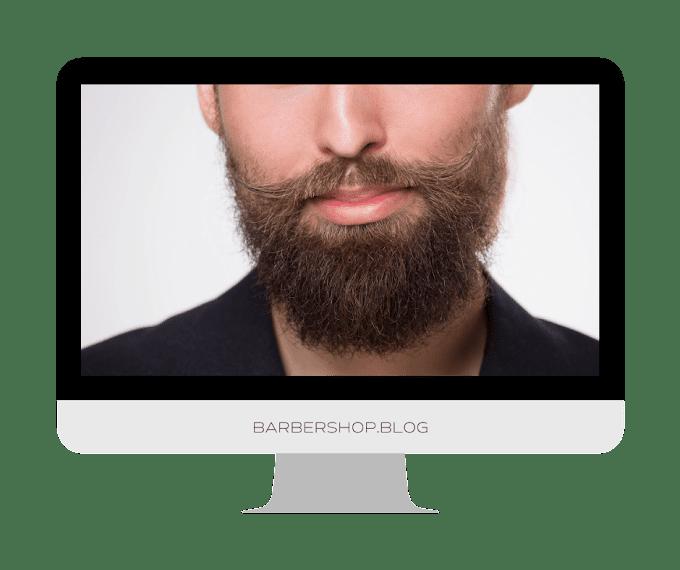 Уроки барберинга - стрижка бороды и усов в Barbershop