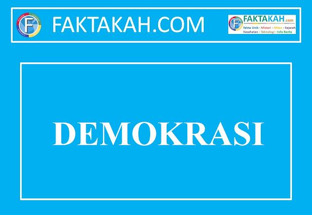 Demokrasi: Pengertian, Kelebihan, Kekurangan, Contoh Negara, Sejarah, Ciri, Prinsip, Macam