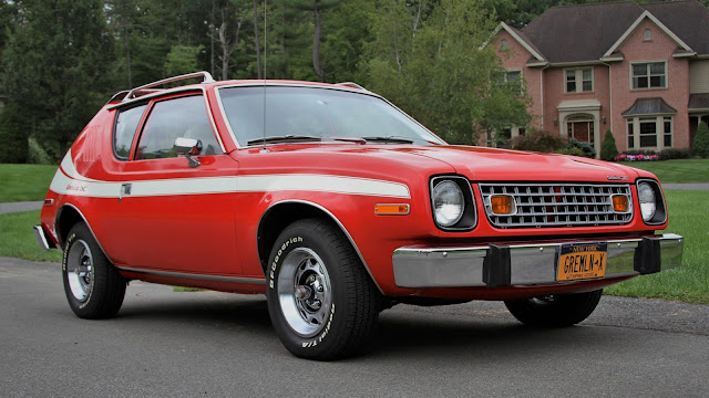 Terrible Facts About The AMC Gremlin