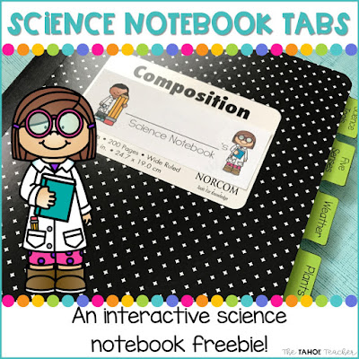 science-notebook-tabs