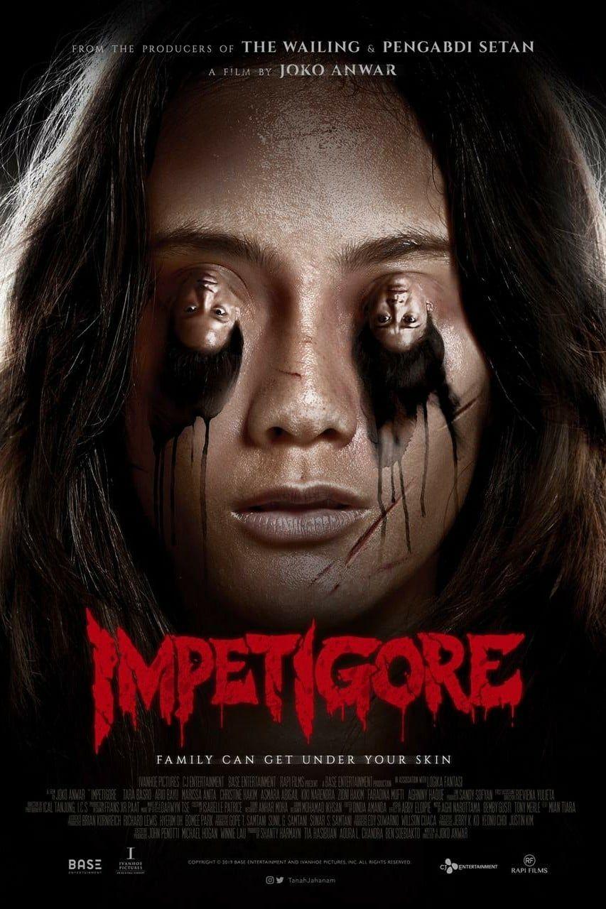 Impetigore poster | Horror Film Review