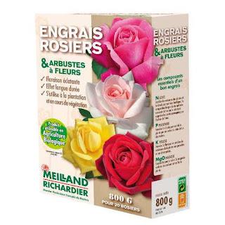 promesse de roses quel engrais rosiers choisir. Black Bedroom Furniture Sets. Home Design Ideas