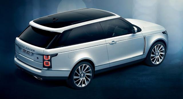 Jaguar Land Rover, Land Rover, Range Rover, Reports, SUV