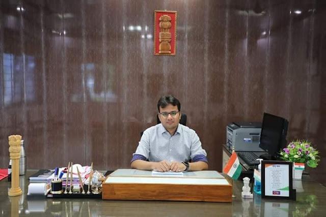 Chhindwara News : रविवार को संपूर्ण लॉक डाउन की  खबरें सत्य नहीं है - कलेक्टर श्री सुमन ने बताया