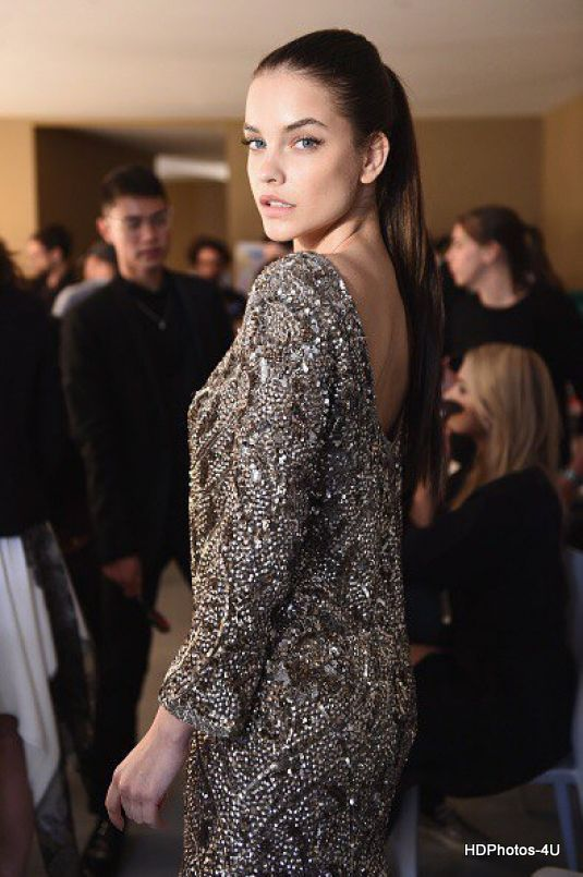 Full HD Photos of Barbara Palvin On The Runway At amfAR's 23rd Cinema Against Aids Gala In Antibes