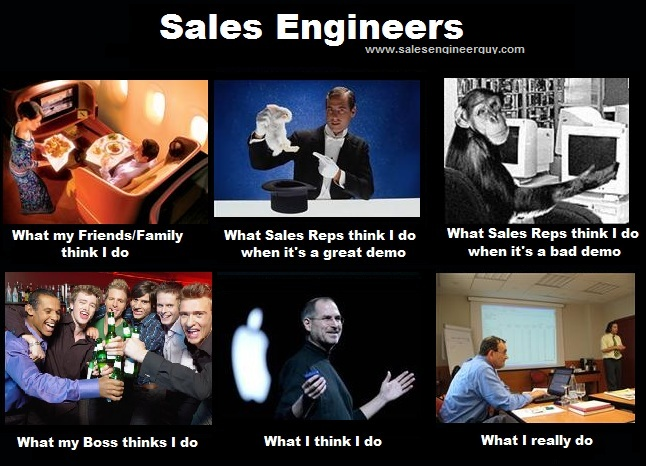 the sales engineer guy what sales engineers really do
