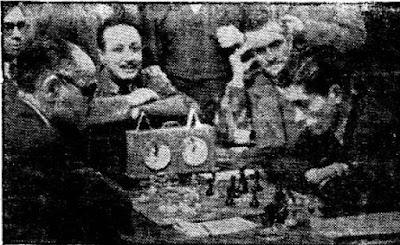 Partida Lloréns-Beltrán del Campeonato de Ajedrez de Catalunya 1946