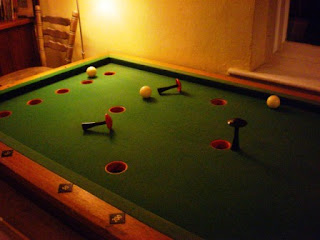 Bar Billiards table in Baldock, Hertfordshire