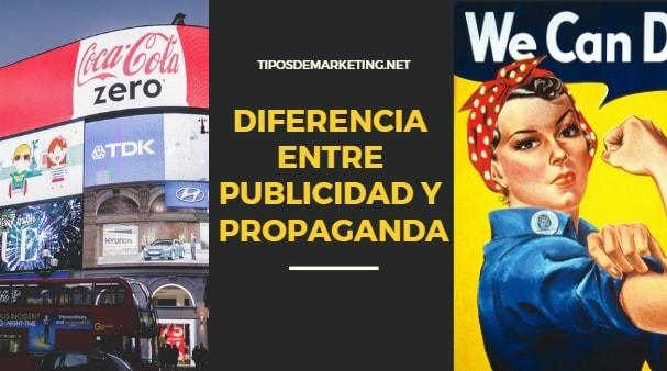 diferencia entre publicidad y propaganda