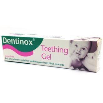 تحذير من إستخدام دينتينوكس جل للتسنين