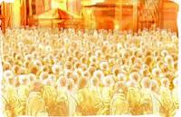 La Théologie Métaphysique De La Lumière-Divine Est de tradition ancienne, très ancienne. Dans l'esprit individuel du Messianiste, Elle Est La Somme des énergies promise En La Parole-Divine.