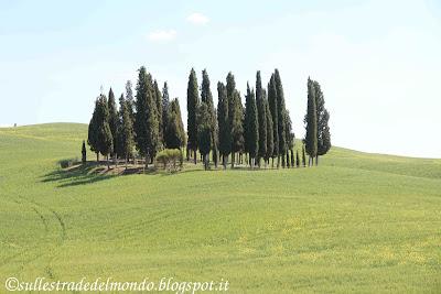 Cosa vedere in provincia di Siena: Val d'Orcia