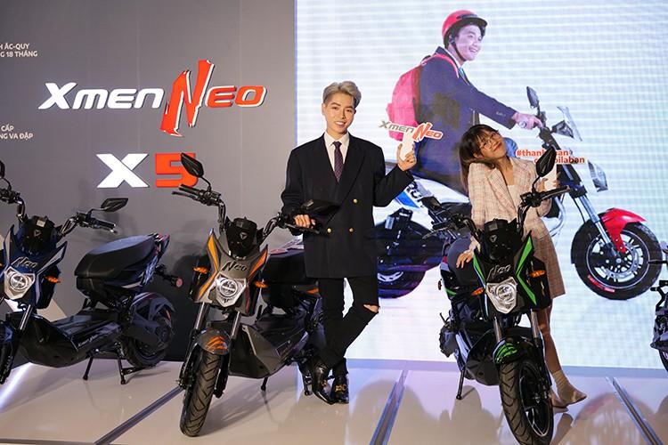 Xe điện Yadea Xmen Neo mới từ 15 triệu đồng tại Việt Nam