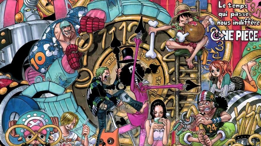 One Piece, Straw Hat Pirates, 4K, #6.148