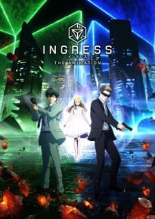 Ingress the Animation (2018)
