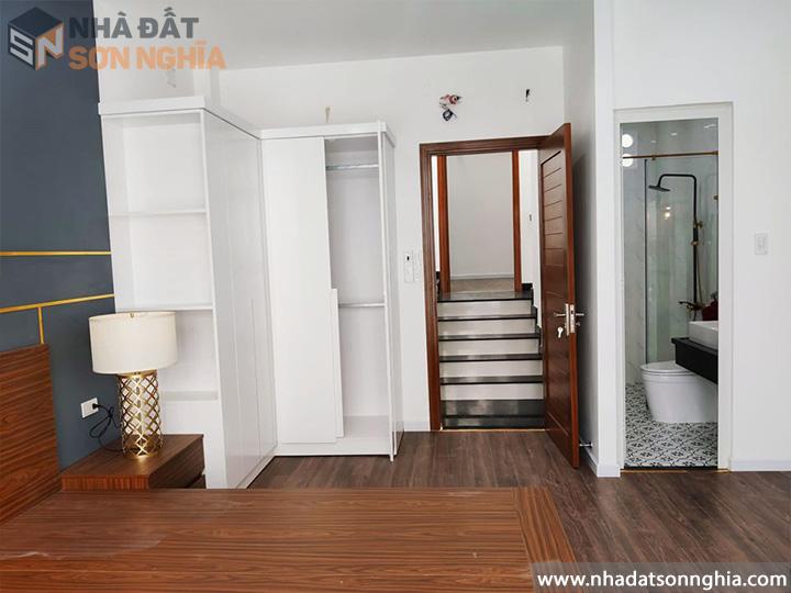 Tủ tường thiết kế riêng từng phòng ngủ
