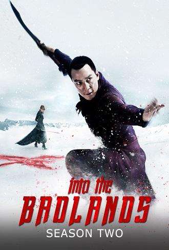 Into the Badlands Season 2 Dual Hindi Audio 480p,Into the Badlands S02 Hindi,