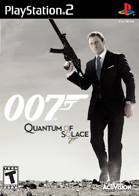 007: Quantum of Solace (PS2) 2008