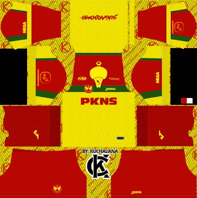 Selangor FC Kits 2021 -  DLS2019 Kits