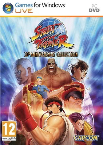 Street Fighter 30th Anniversary Collection PC Full Español