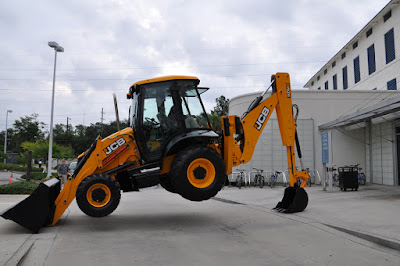 Daily Check Backhoe Loaders