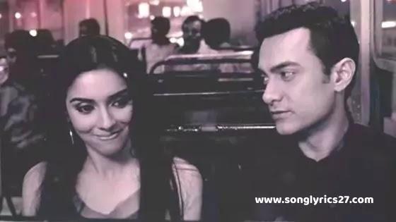 Ghajini | Kaise Mujhe Tum Mil Gayi Lyrics In English & Hindi