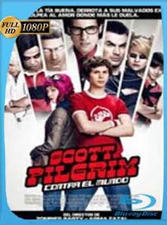 Scott Pilgrim Contra El Mundo  2010 HD [1080p] Latino [Mega] dizonHD