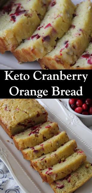 Keto Cranberry Orange Bread Recipes