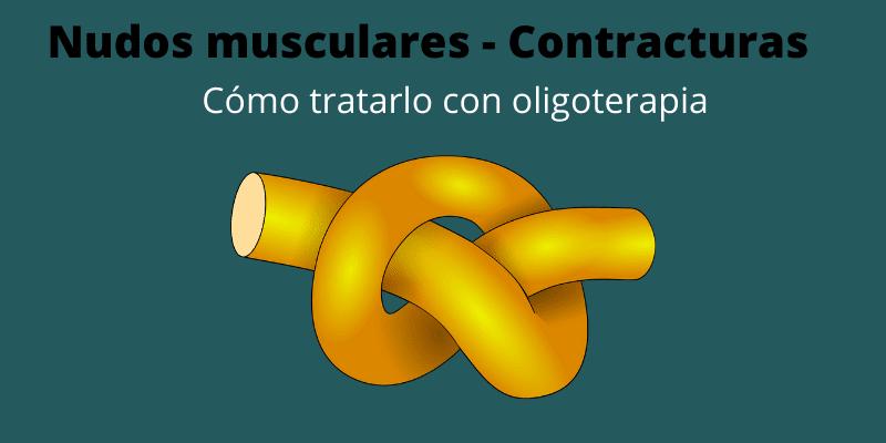 Oligoelementos para contracturas musculares