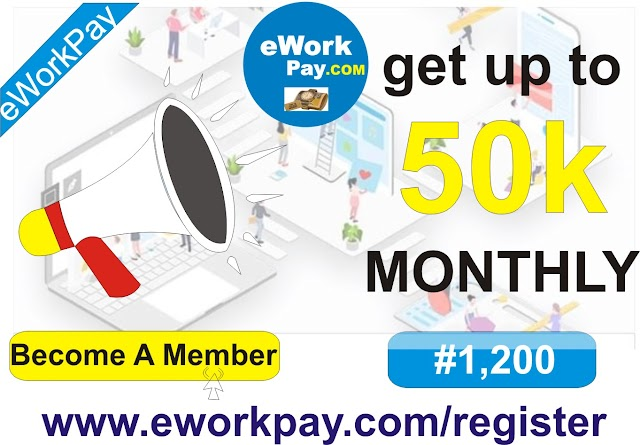 eworkpay review: How does eworkpay website works?