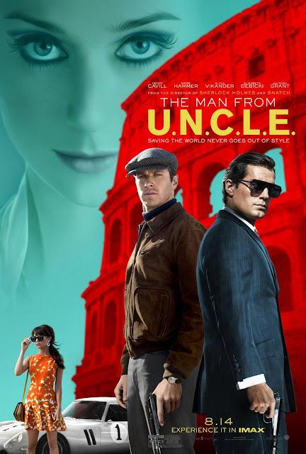 The Man from U.N.C.L.E. / Κωδικό όνομα U.N.C.L.E. (2015) ταινιες online seires oipeirates greek subs