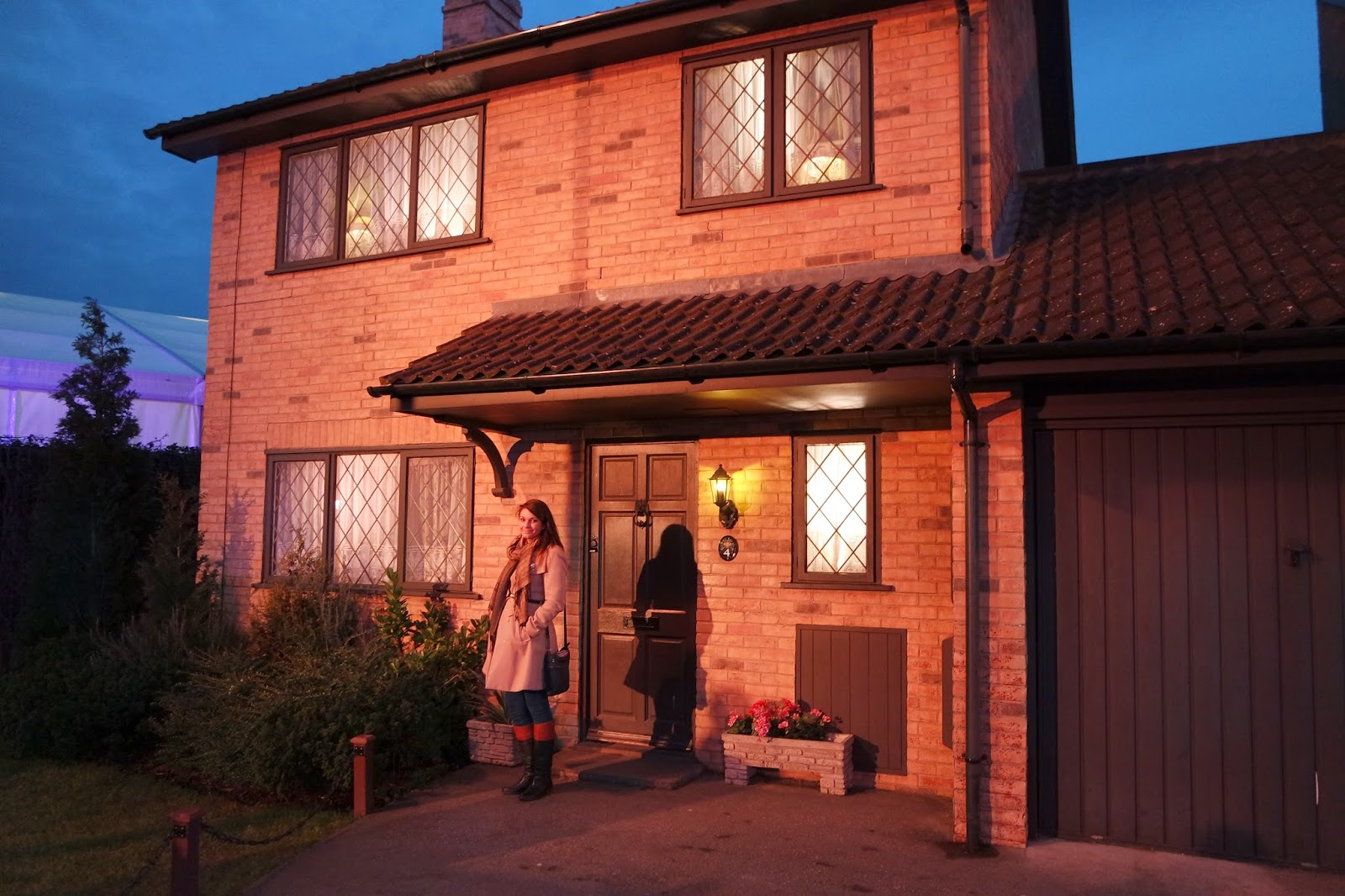 warner brothers studio tour harry potter privet drive
