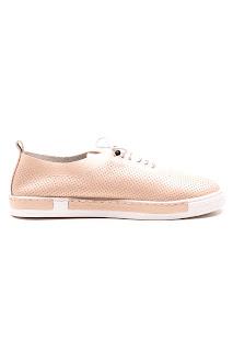 pudra kadın yazlık ayakkabı