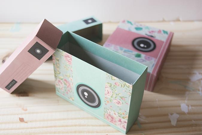 Milowcostblog imprimible cajas de c maras de fotos - Cajas de carton bonitas ...