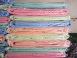 Vải Cotton Màu
