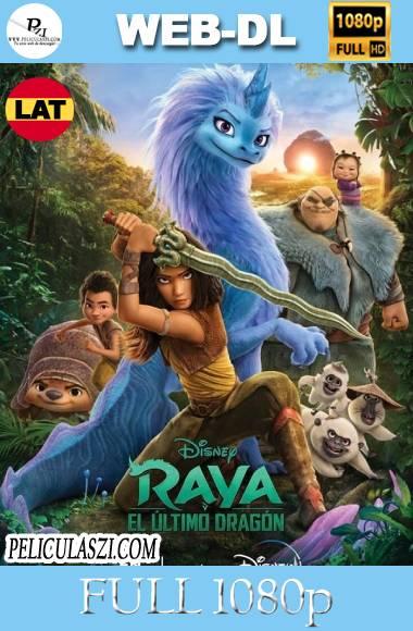 Raya y El Ultimo Dragón (2021) Full HD WEB-DL 1080p Dual-Latino