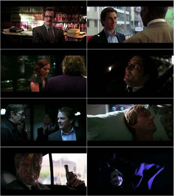 The Dark Knight 2008 Dual Audio Movie Download in 720p BluRay