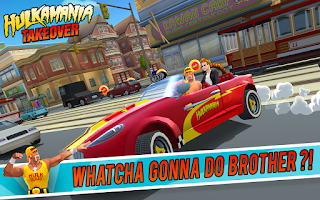 Download Crazy Taxi City Rush MOD APK Terbaru v1.7.0 Hack (Unlimited Money)