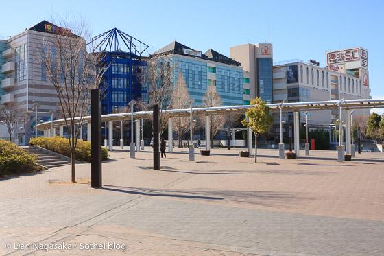センター南のデパート